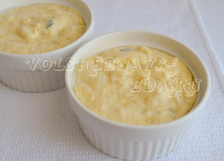 Пудинг рецепт классический пошаговый рецепт с фото
