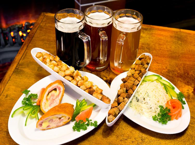 рецепты закусок для пива