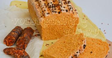 Хлеб с паприкой