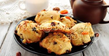 Печенье на рассоле рецепт