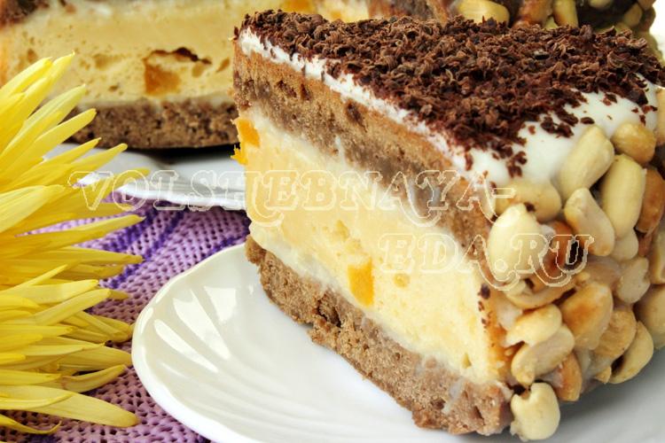 Сметанный торт в мультиварке поларис рецепты с фото