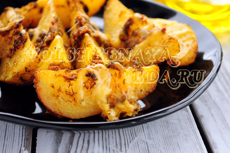 Секреты вкусного картофеля