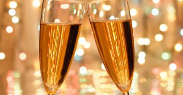 Что подать к шампанскому