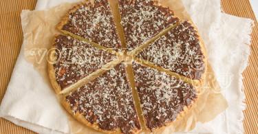 Шотландское печенье шортбред