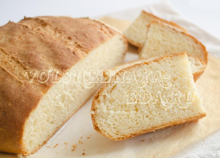 Сырный хлеб рецепт с фото
