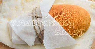 Тигровый хлеб