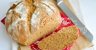 Мультизлаковый хлеб с кориандром