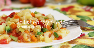 Рататуй - пошаговый рецепт