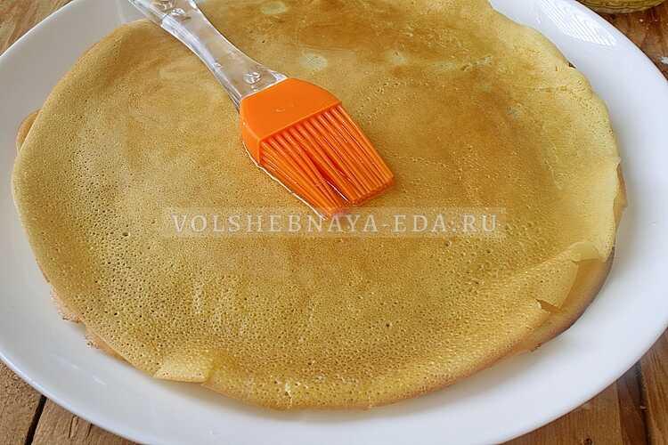 Рецепт блинов на молоке еда ру