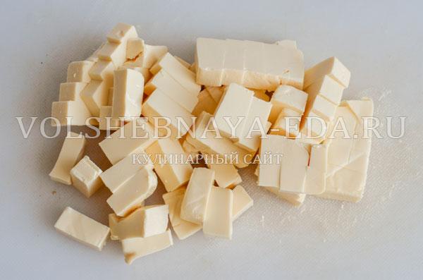 gribnoj sup s syrom i slivkami 7