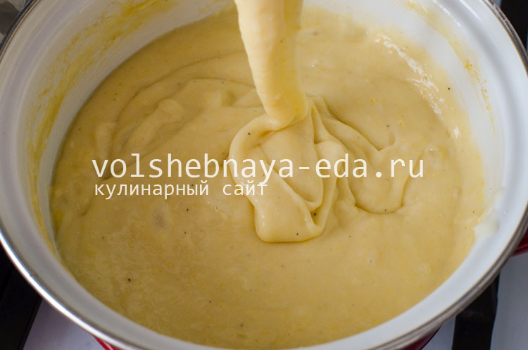 Картофельные чипсы из пюре рецепт