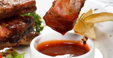 как подорать правильный соус к мясу