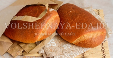 Сметанно-кефирные хлебцы с отрубями