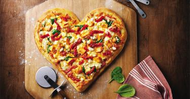 Пицца разновидности
