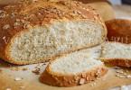 """домашний хлеб из муки и хлопьев """"5 злаков"""""""