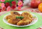 рецепт картофельного теста для жареных пирожков