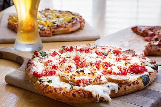 Вкусное тесто на пиццу на пиве