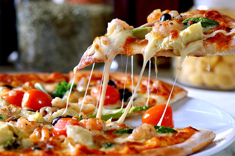 рецепт теста для пиццы на сливочном масле