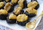 рецепт чернослив с творогом и орехами и медом