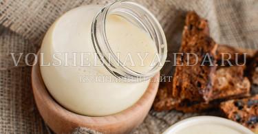 Сгущеное молоко в мультиварке