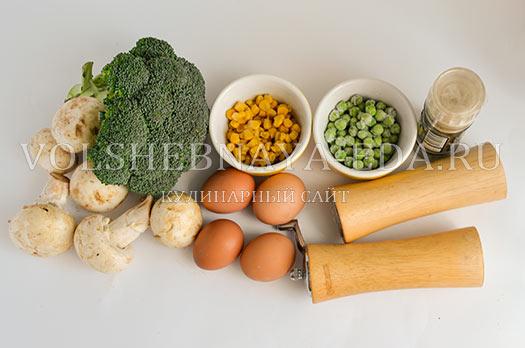 parovoj-omlet-s-ovoshhami-v-multivarke-1