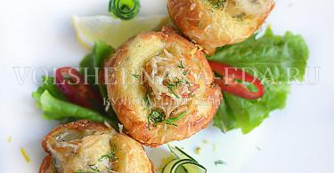 рецепт суфле с филе судака