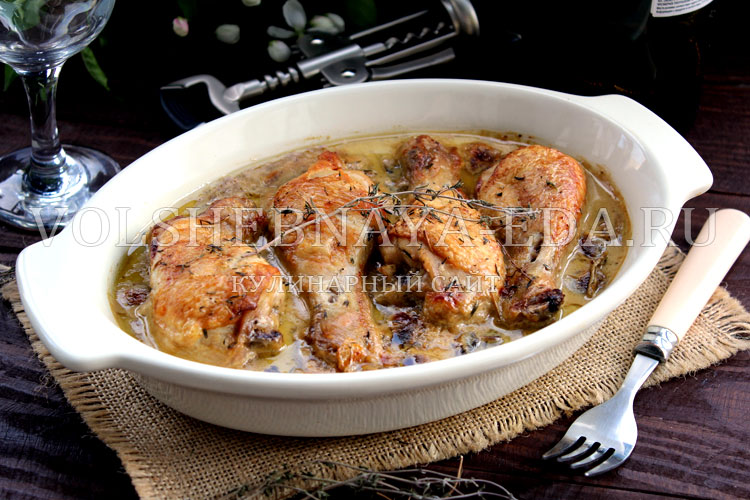 Блюда из куриных голеней рецепты на сковороде 17