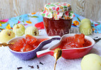 Варенье из яблок в мультиварке с гвоздикой