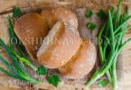 Арахисовые хлебные булочки