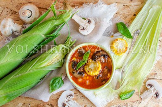 tomatnyj-sup-s-kukuruzoj-i-gribami-13