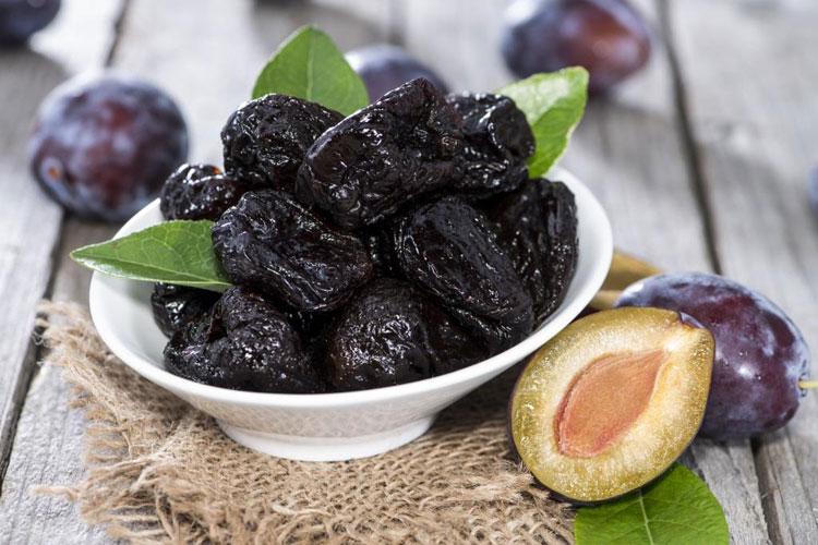 Полезные свойства чернослива