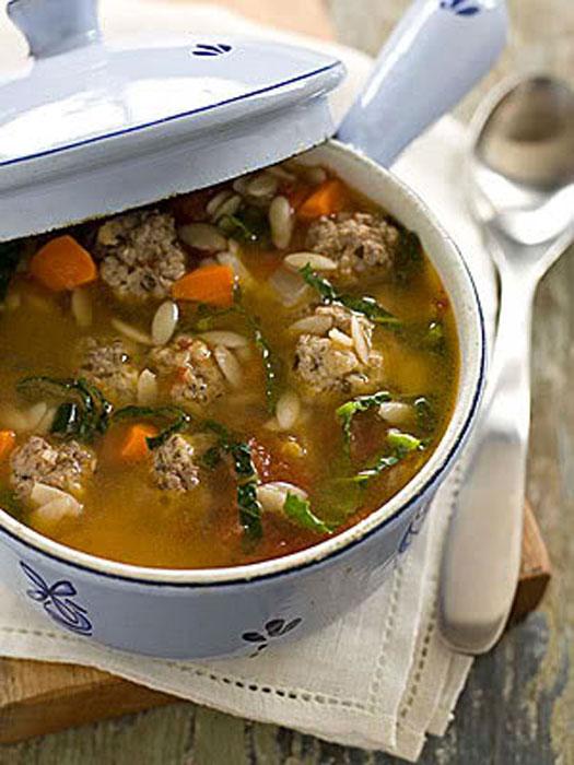 суп с фрикадельками рецепт с фото пошагово с гречкой