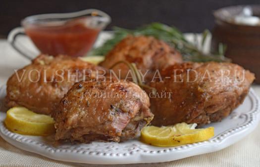 4 рецепта приготовления красной рыбы в духовке. 15 фото