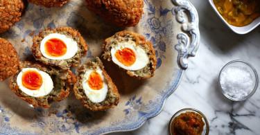 Закуски из яиц к Пасхе