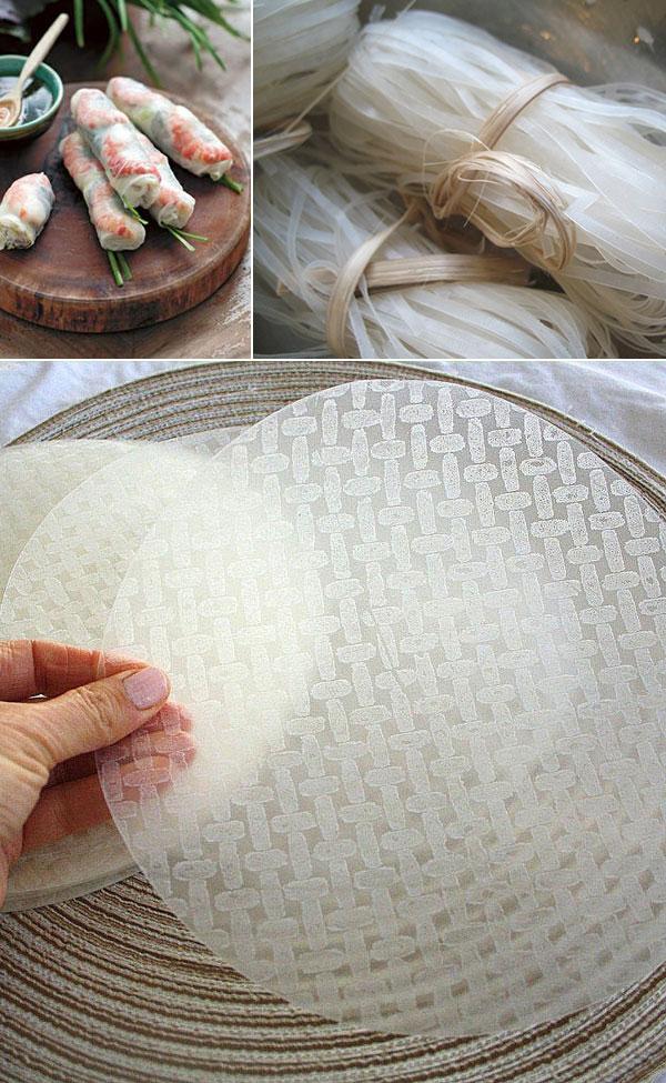 Съедобная рисовая бумага с картинками