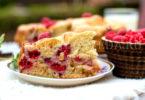 Ягодный пирог