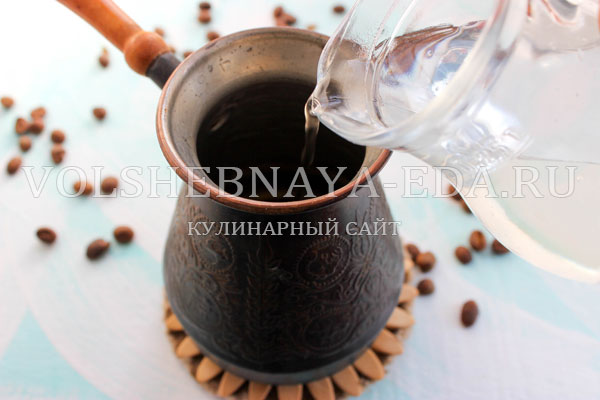 Гляссе кофе в домашних условиях 662