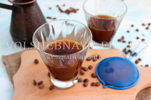 Гляссе кофе в домашних условиях 341