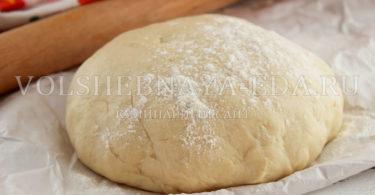 Дрожжевое тесто на кефире для пирогов и булочек Спешу поделиться очень удачным рецептом дрожжевого теста на кефире. Оно легко замешивается, быстро подходит, а главное очень удобное в работе — не липнет ни к рукам, ни к рабочей поверхности, пластичное и податливое. Выпечка из него получается пышной и мягкой, как пух, долго не черствеет. Без преувеличения могу сказать, что этот рецепт дрожжевого теста универсальный, на все случаи жизни! Подходит для булочек и рогаликов, пирожков, как жареных, так и духовых. Тесто в меру сладкое, поэтому отлично гармонирует со сладкими и с солеными начинками. К тому же рецепт еще и экономный, ведь замешивается тесто без яиц. Понадобится всего лишь стакан кефира, дрожжи, растительное масло, мука, соль и сахар. В пошаговом рецепте с фото я подробно расскажу, как замесить дрожжевое тесто и сколько времени дать ему на подъем, чтобы у вас получился превосходный результат независимо от того, какие вы используете дрожжи — сухие или прессованные. Вкусной вам выпечки! Общее время приготовления: 40 минут Время приготовления: 10 минут Выход: тесто на 20 пирожков Ингредиенты кефир - 1 ст. сухие дрожжи - 11 г сахар - 1 ст. л. соль - 1 ч. л. рафинированное масло - 100 мл пшеничная мука - 3 ст. Как приготовить дрожжевое тесто на кефире Кефир нагреваю до 30-35 градусов (1 ст.=250 мл). Добавляю сахар и соль, всыпаю сухие дрожжи, перемешиваю, чтобы хорошо разошлись. Вместо сухих можно использовать прессованные дрожжи — понадобится 30 г. Добавляю 2 столовые ложки муки, обязательно просеянной. Перемешиваю венчиком. Оставляю в тепле на 10 минут, чтобы «разбудить» дрожжи. Если используете свежие прессованные дрожжи, то дайте опаре постоять чуть дольше, примерно 20 минут. Затем вливаю растительное масло — комнатной температуры, при необходимости можно слегка подогреть до 30-35 градусов. Постепенно ввожу оставшуюся муку, просеивая ее через сито. Размешиваю сначала венчиком или ложкой, чтобы избавиться от комочков. Как только добавлена вся норма муки, замешива