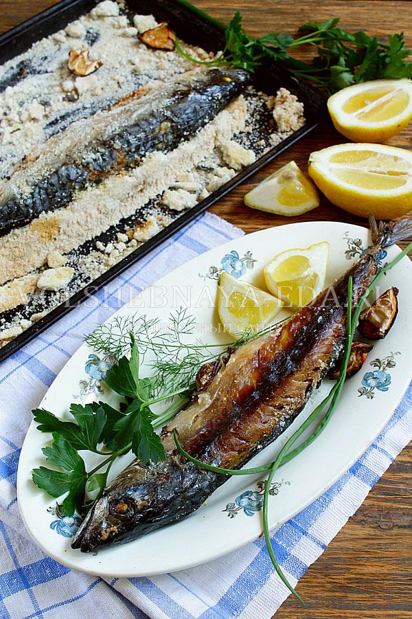 ryba v soli v duxovke 11