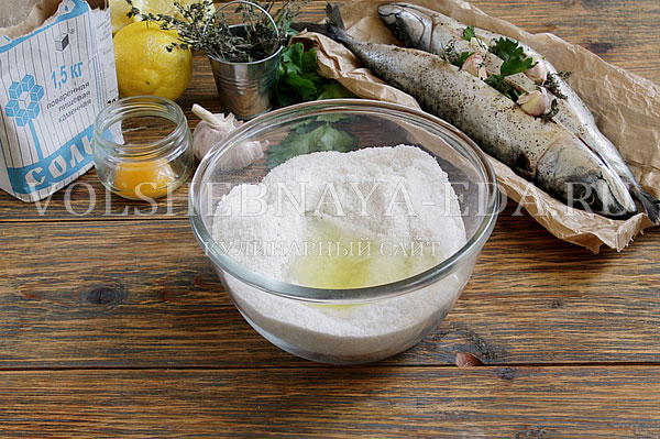 ryba v soli v duxovke 3