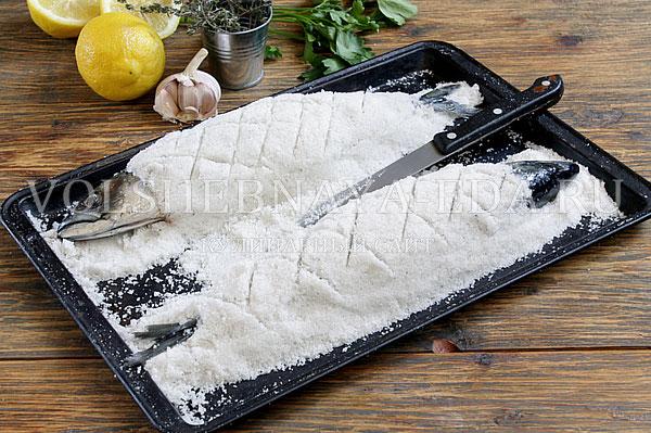 ryba v soli v duxovke 5
