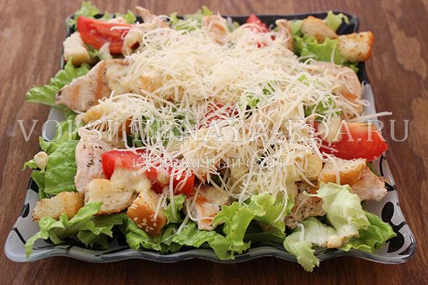 salat cezar s kuricej 7