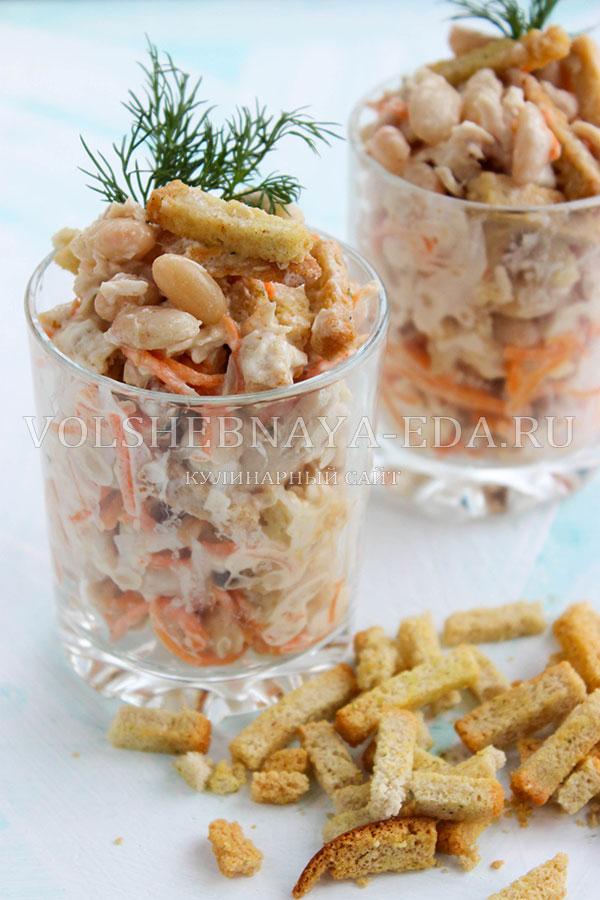salat s fasolyu i suharikami 10