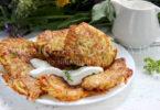 Картофельные деруны (драники)