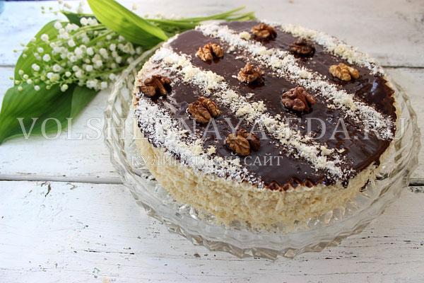 tort iz vafelnyh korzhej 8
