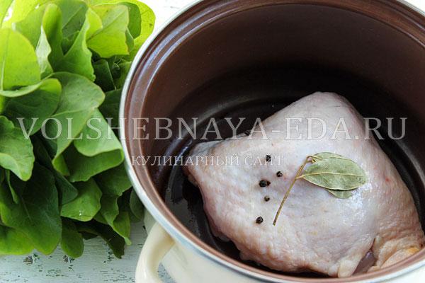zelenyj borshch 1