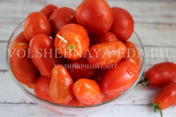 marinovannye pomidory s limonnoj kislotoj 1