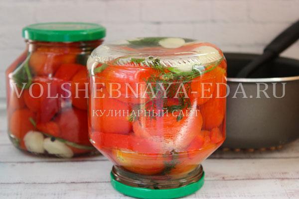 marinovannye pomidory s limonnoj kislotoj 5