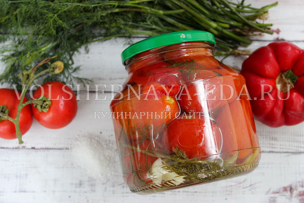 marinovannye pomidory s limonnoj kislotoj 8